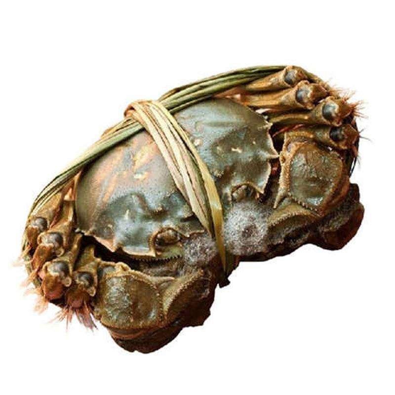 大闸蟹是否鲜活最简单有效的判断方法!